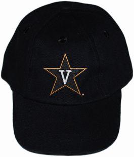 authentic vanderbilt commodores baseball cap