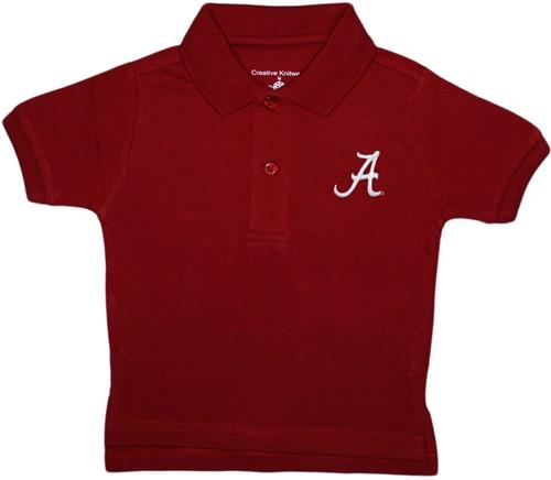 Official alabama crimson tide script a infant toddler for Alabama crimson tide polo shirts