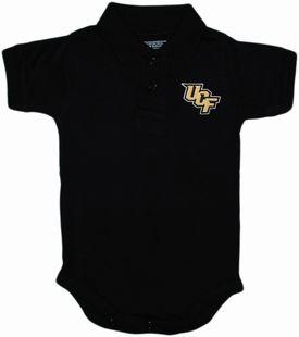 46251e17 UCF Knights Polo Bodysuit