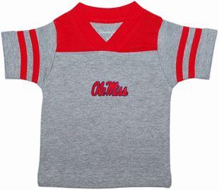 watch db4a2 fde24 Ole Miss Rebels Football Shirt