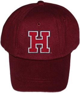 629e19e2389 Authentic Harvard Crimson Baseball Cap