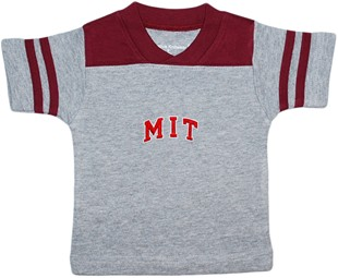 new concept a2c59 2e801 MIT Engineers Arched M.I.T. Football Shirt