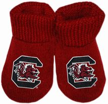 South Carolina Gamecocks Gift Box Baby Bootie