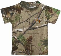 Wake Forest Demon Deacons Realtree Camo Short Sleeve T-Shirt
