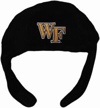 Wake Forest Demon Deacons Chin Strap Beanie