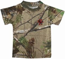 Boston College Eagles Realtree Camo Short Sleeve T-Shirt