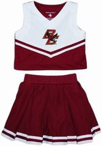 Official Boston College Eagles 2-Piece Cheerleader Dress