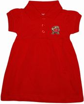 Maryland Terrapins Polo Dress w/Bloomer