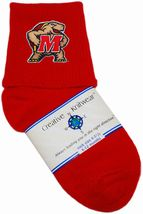 Maryland Terrapins Anklet Socks