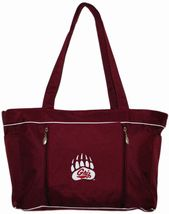 Montana Grizzlies Baby Diaper Bag