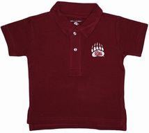 Montana Grizzlies Infant Toddler Polo Shirt