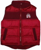 Montana Grizzlies Puffy Vest