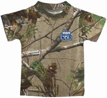 Old Dominion Monarchs Realtree Camo Short Sleeve T-Shirt