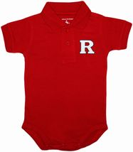 Rutgers Scarlet Knights Polo Bodysuit