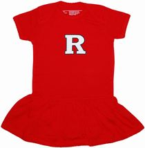 Rutgers Scarlet Knights Picot Bodysuit Dress