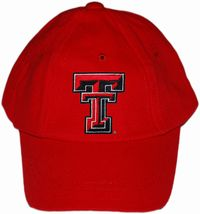 Texas Tech Red Raiders Baseball Cap