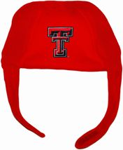 Texas Tech Red Raiders Chin Strap Beanie