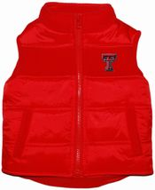 Texas Tech Red Raiders Puffy Vest