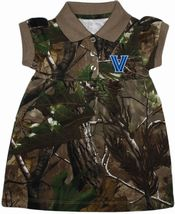 Villanova Wildcats Realtree Camo Polo Dress