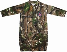 "Arizona Wildcats Realtree Camo ""Convertible"" Gown (Snaps into Romper)"