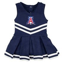 Arizona Wildcats Cheerleader Bodysuit Dress