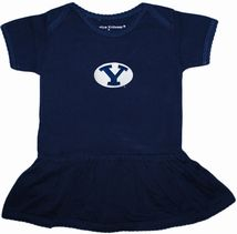 BYU Cougars Picot Bodysuit Dress