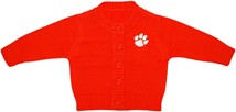 Clemson Tigers Cardigan Sweater