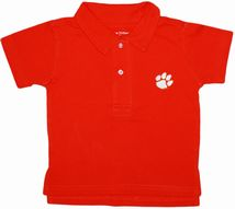 Clemson Tigers Infant Toddler Polo Shirt