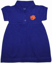 Clemson Tigers Polo Dress