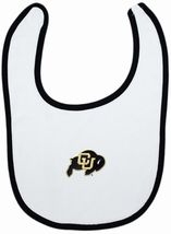 Colorado Buffaloes Newborn Bib