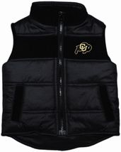 Colorado Buffaloes Puffy Vest