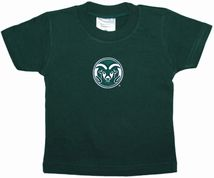 Colorado State Rams Short Sleeve T-Shirt