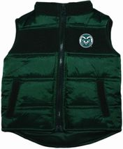 Colorado State Rams Puffy Vest
