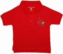 Louisville Cardinals Infant Toddler Polo Shirt