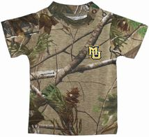 Marquette Golden Eagles Realtree Camo Short Sleeve T-Shirt