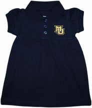 Marquette Golden Eagles Polo Dress