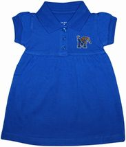 Memphis Tigers Polo Dress