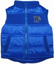 Memphis Tigers Puffy Vest