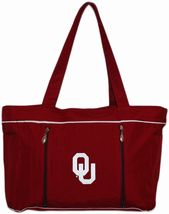 Oklahoma Sooners Baby Diaper Bag