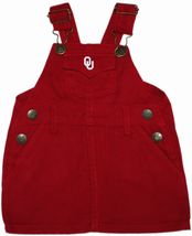 Oklahoma Sooners Jumper Dress