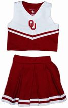 Official Oklahoma Sooners 2-Piece Cheerleader Dress