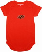 Oklahoma State Cowboys Newborn Infant Bodysuit