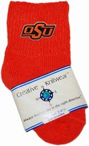 Oklahoma State Cowboys Baby Bootie