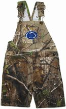 Penn State Nittany Lions Realtree Camo Long Leg Overall