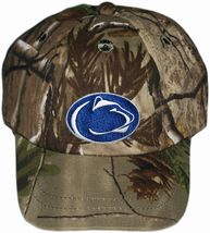 Penn State Nittany Lions Realtree Camo Baseball Cap