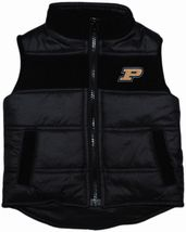 Purdue Boilermakers Puffy Vest