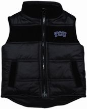 TCU Horned Frogs Puffy Vest