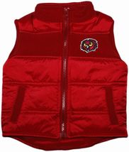 Temple Owls Puffy Vest