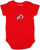 Utah Utes Newborn Infant Bodysuit