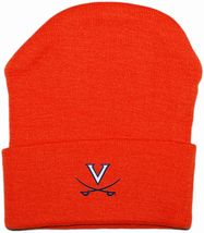 Virginia Cavaliers Newborn Baby Knit Cap